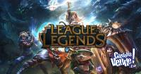 league of legends cuenta