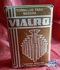 TORNILLOS PARA MADERA  VIALRO