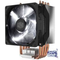 Cooler CPU Cooler Master Hyper H411R White LED - Intel/AMD