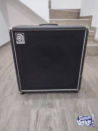 Amplificador de bajo Ampeg Ba115 (100w)