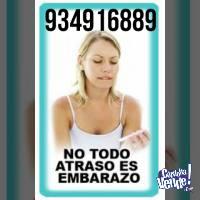 Atraso Menstrual 934916889 LURIN Solución Medica