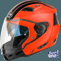 Casco Abierto Airoh Executive Stripes En Baccola Motos Cba.
