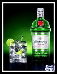 TANQUERAY - GIN DRY - (750 ML)