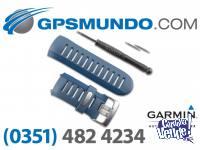 Malla Reloj Garmin Forerunner 405 410 - Negra Original