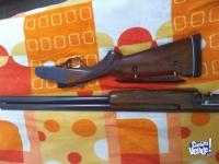 Escopeta superpuesta calibre 12