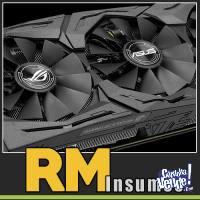 Placa de Video ASUS GeForce nVidia GTX 1060 StriX Gaming GPU