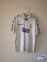 Camiseta Original del Real Madrid