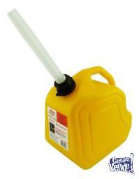 BIDON COMBUSTIBLE GASOIL10 LTS SOCH HOMOLOGADO PICO SURTIDOR