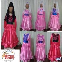 Vestido de Dama Antigua Fiestas Patrias