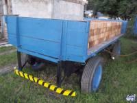 Acoplado Rural 6 toneladas