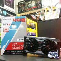 Sapphire Pulse Radeon RX 5600 XT 6gb Graphics Card