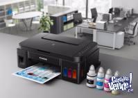 Impresora Canon Pixma G1100 Tinta Continua Original Color