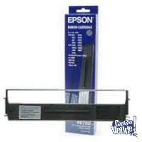 Cintas impresoras matriz de puntos epson #8750 y otras