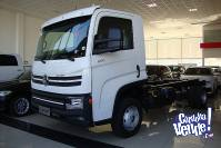 Volkswagen Delivery 9.170/40 chasis c/cabina 4x2