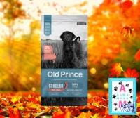 Old Prince cachorros cordero y arroz x 15 kgrs
