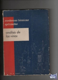 ANALISIS DE VINOS   A.Goded y Mur    USS 15
