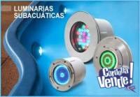 ARTEFACTOS DE ILUMINACION LED RGB Y BLANCAS