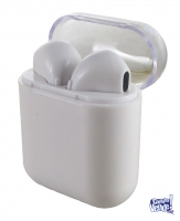 Auriculares Bluetooth I8x Tws 5.0 Android iPhone Base Magne