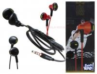 Auriculares In Ear Manos Libres Extra Bass