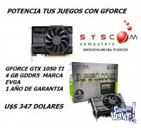 placas de video hasta agotar stock