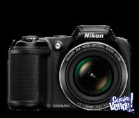 Camara Nikon Coolpix L340 20.2mp 28x