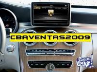 Stereo CENTRAL MULTIMEDIA Mercedes Benz C W205 C200 C250 Gps
