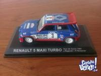 Renault 5 Maxi Turbo escala 1.43