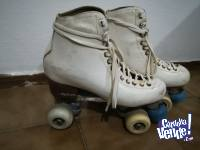 PATINES TOP SKATE TALLE 38/39