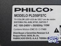 Reparacion de placa tv Philco PLD50FS7C
