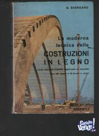 MODERNA CONSTRUCCION EN MADERA (en italiano)  $ 1600