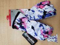 Guantes Spyder Goretex by 3M Mujer Talle L