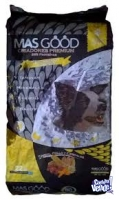 Masgood premium adultos Mordida Grande x 22kg $2140