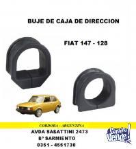 BUJE CAJA DIRECCION FIAT 128 - 147 - FIORINO