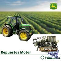 Repuestos Motor John Deere 350tc (Intercooler)