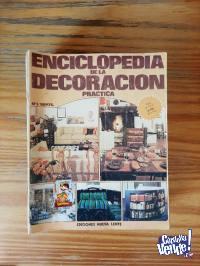 ENCICLOPEDIA DE LA DECORACION PRACTICA