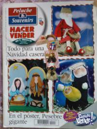 REVISTA HACER Y VENDER         PELUCHE Y SOUVENIRS