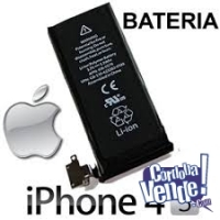 Bateria original iPhone 4 4s 5 5c 5s 6 6s 7 8- Coloc. en 10m