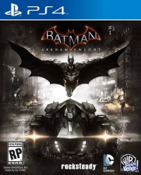 Batman Arkham Knight	ORIGINAL, FISICO