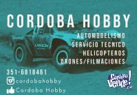 SERVICIO TECNICO AUTOS RC CORDOBA HOBBY