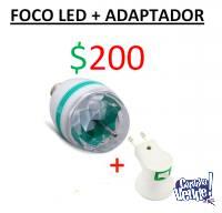 FOCO LED + ADAPTADOR
