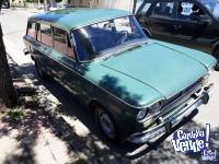 Vendo Fiat 1500 Familiar