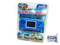 gamer player portatil pantalla 2.2  64 M GARANTIA NUEVOS
