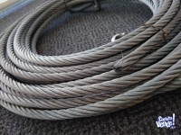 Cable de Acero 10 mm (linga)