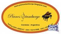 - AFINACIÓN Y RESTAURACIÓN DE PIANOS -