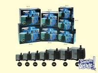 Bomba p/ filtro EVO sumergible E-03 1300 L/H ( peceras,