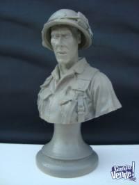 Busto de Soldado de Vietnam!!!