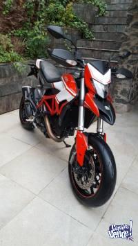Ducati Hypermotard 821 2014