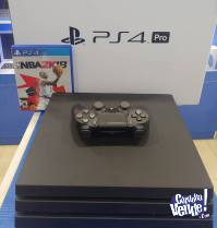 Nueva consola Sony PlayStation Ps4 PRO 1TB con una libre (NB