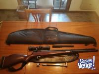 Rifle Menaldi Jaguar 5,5