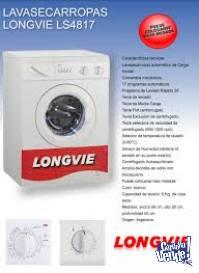 LAVASECARROPAS LONGVIE MOD LS4817